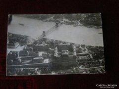 Légifelvétel Budapest 1920 Magyar Aeroforgalmi RT