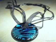 Amulett Muránói Üveg Nyaklánc
