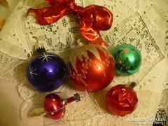 5 db-os karácsonyfadísz