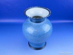 0D806 Régi nagy WALDERSHOF BAVARIA porcelán váza