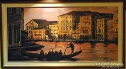 Szilárd Anikó: Velence + ajándék keret