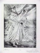 """Kass János : """"Ros hasana"""" (Zsidó ünnepek, 1992)"""