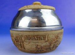 0D994 Retro jelzett argentín bonbonier
