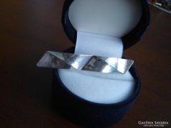 Nagyon szép kézműves ezüst bross