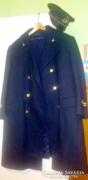 Tengerész öltöny és nagykabát 50 es évek