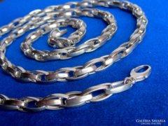 Exkluzív! Igen látványos ezüst lánc /121,88 gr!