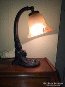 Nagyon szép antik asztali lámpa !
