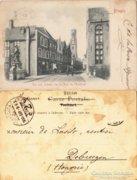 Belga  Bruges 0012 (stengel 6623)   1900  RK