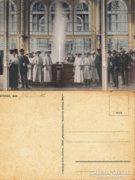 Cseh Karlsbad 0009  Sprudel 1913 RK