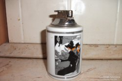 Antik kerámia gázos öngyújtó eladó!
