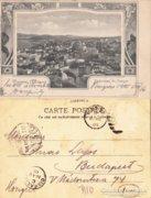 Marokkó Morocco  Tangier  003    1905   RK