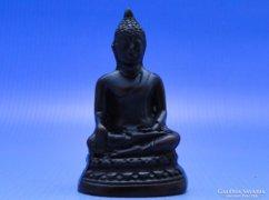 0B422 Kisméretű meditáló Buddha szobor