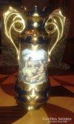 Meisseni kobaltkék váza
