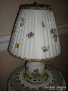 Herendi Viktóriamintás Lámpa
