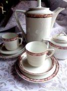 Bavaria porcelán készlet