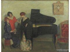 Borszéki Frigyes : Koncert