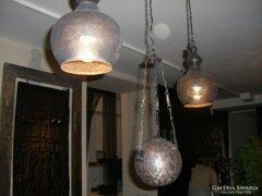 4db os marokkoi csillár-lámpa