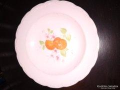 22 cm festett Mitterteich Bavaria porcelán tányér fajansz?
