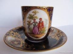 Dreazdai porcelán kávés csésze