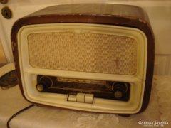 Régi rádió