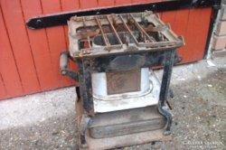 Antik petróleum kályha, tűzhely eladó!Leáraztam!