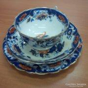 Angol Straffordshire kávés csésze alátéttel