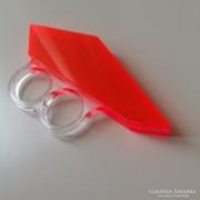 2db-os design plexi gyűrű