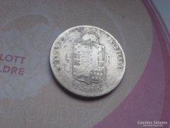 Ezüst 1 Forint 1879