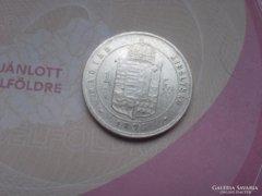Ezüst 1 Forint 1879 szép