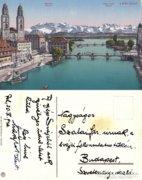 Schweiz - Svájc  Zürich 006     1926  RK