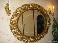 Nagyméretű Florentin Tükör