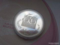 50 éves az OTP ezüst érme,31,1g 0,999