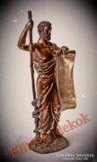 Hippocrates - különleges részletességgel kidolgozott szobor