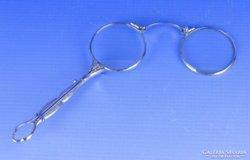 0E405 Fém keretes nagyító szemüveg lornyon