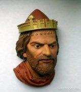 Mátyás király - karakterfigura