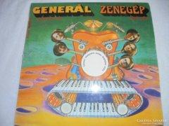 Generál: Zenegép