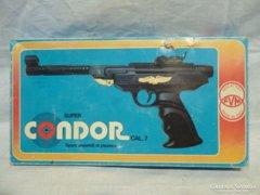 4527 SUPER CONDOR 7 soft légpisztoly