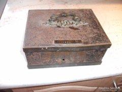 Antik láda, ékszertartó doboz,kazetta eladó!