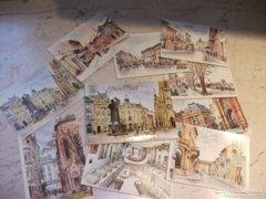 NoviSad képeslap gyűjtemény eladó!