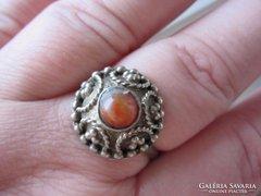 Antik köves gyűrű