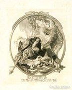 Bayros Franz von (1866-1924): Ex libris