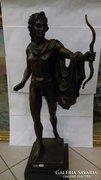 Ismeretlen szobrász: Íjász
