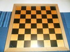 Sakktábla fából