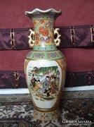 Kínai porcelán díszváza