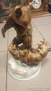 Zsolnay birkozo macik