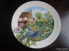 Bradex  tányér gyűjtőknek. Átm.:  21 cm.