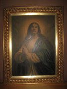 Szűz Mária -Szent kép 123 x 96 cm.