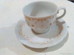 Bavaria Mitterteich kávés csésze kistányérral