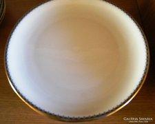 2 x 6 személyes elegáns süteményes tányérok....