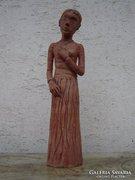 Kerámia szobor